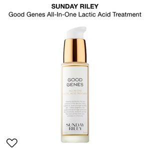 Sunday Riley Lactic Acid Treatment